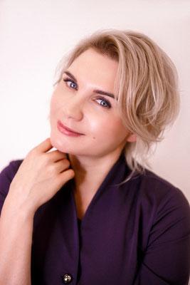 Мариана Антошел - косметолог, руководитель