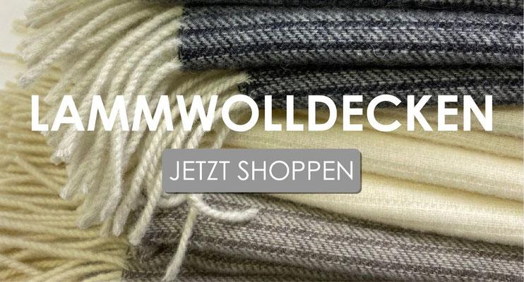 Lammwolldecken Online Kaufen