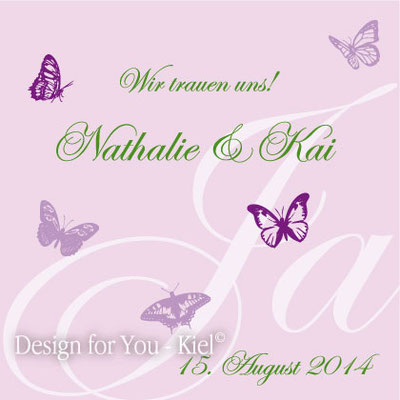 Nathalie & Kai © Design for You -Kiel