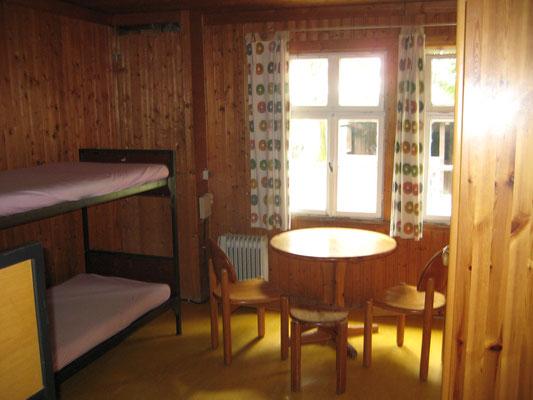 Leiterzimmer 1 für Betreuer