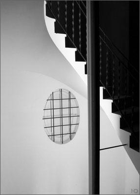 stairway Dali