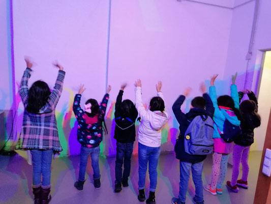 Ausflug einiger Kinder der Spanischsprachigen Mission /Misión Católica de Lengua Española in den Herbstferien (2020)