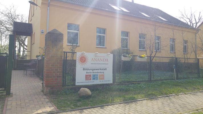 Unser Haus Ananda Brandenburg