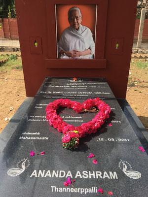 Das Grab von 'Amma'