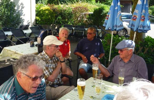 Micky, Vento, Falco, Lothar, Patsch