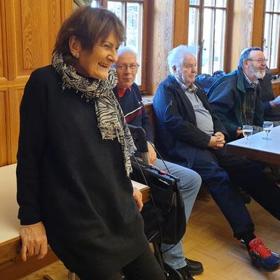 Susanne, Zofy, Jump, Yeti