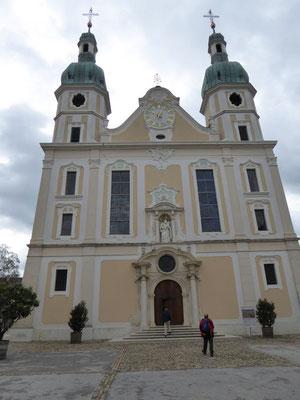 Wanderung 834:  Birseck
