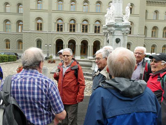 Bundeshaus West: Delta, Micky, Chrusel, Cirrus, Chnopf