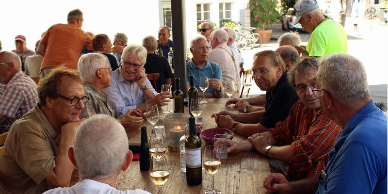 Tisch Hedinger Pinot gris