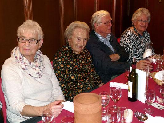 Trudi, Margrit, Löt, Gertrud (Flitz)
