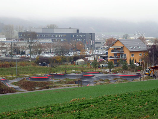 Skaterpark Bosch Parkplatz