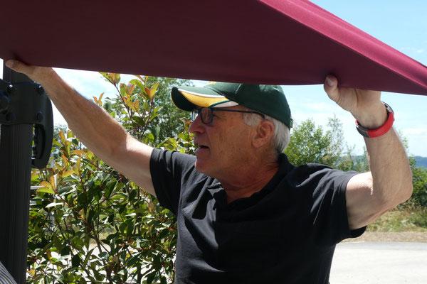 Sonnenschirmhalter Piper