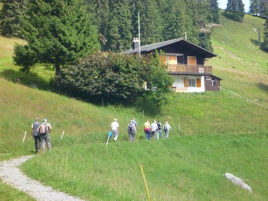 ... mit Ausblick auf das Rheintal.