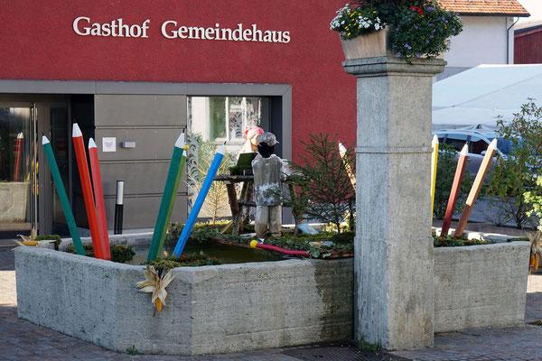 Wilchingen-Bleistiftbrunnen