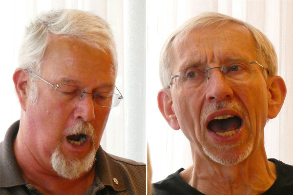Sängerknaben Zingg und Goliath