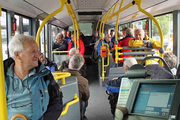 Bus Wil - Ottoberg