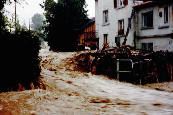 Chämter-Bach, Talhof 1984