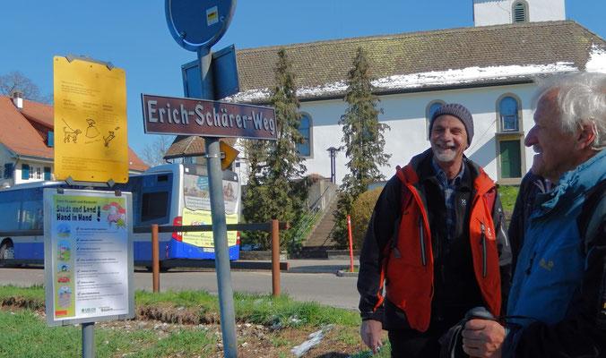 Erich-Schärrer-Weg (2er Bob Olympia Sieger)