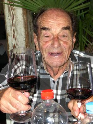 Jubilar Boy, 85 Jahre
