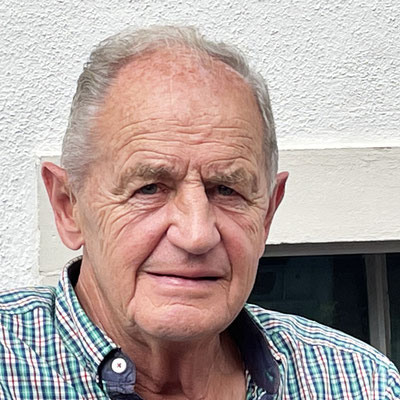 Jubilar Dandy, 80, Apérospender