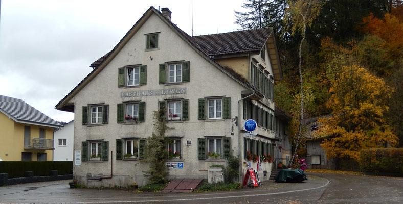 Gasthaus Löwen zum  Apéro