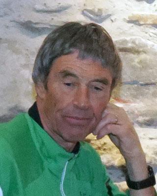 Jubilar Radi, 71 Jahre