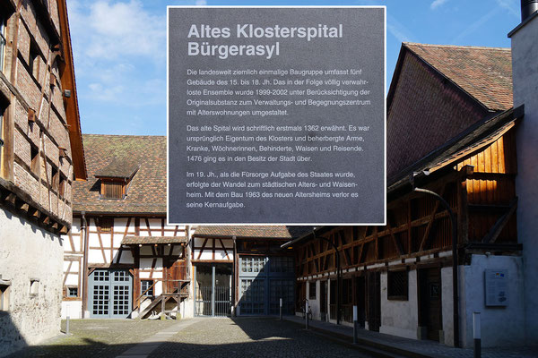 Altes Klosterspital