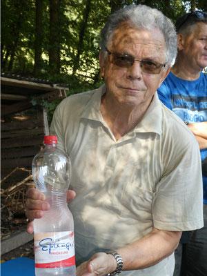 Edelwasser-Präsentator Micky
