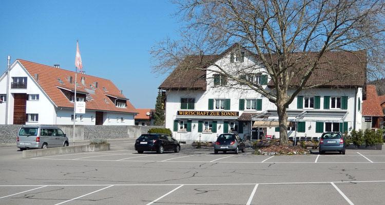 Restaurant Sonne in Adetswil (auch geschlossen)