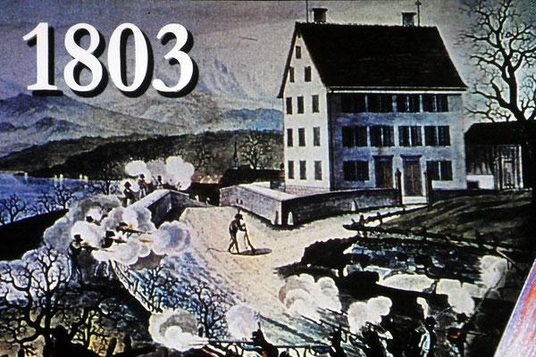 Film: 1803 neuer Kanton Zürich