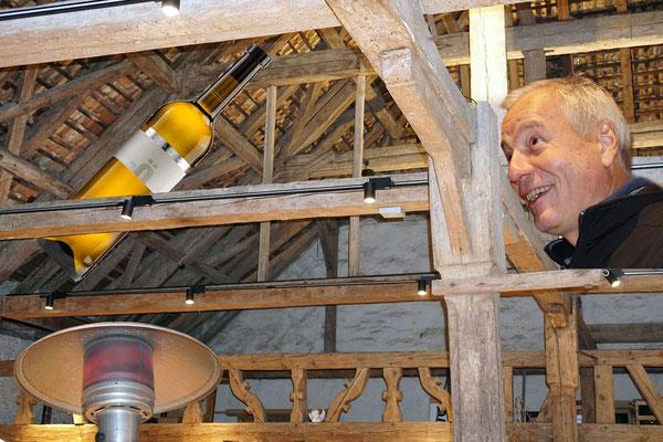 Daniel Walter, Geschäftsführer Weinbaugenossenschaft Löhningen