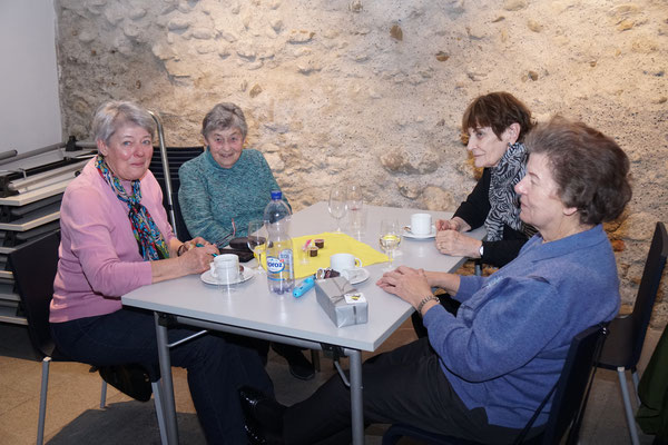 Dorothee, Susi, Susanne, Eleonore
