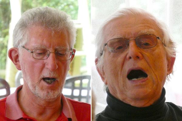 Sängerknaben Pegel und Löt