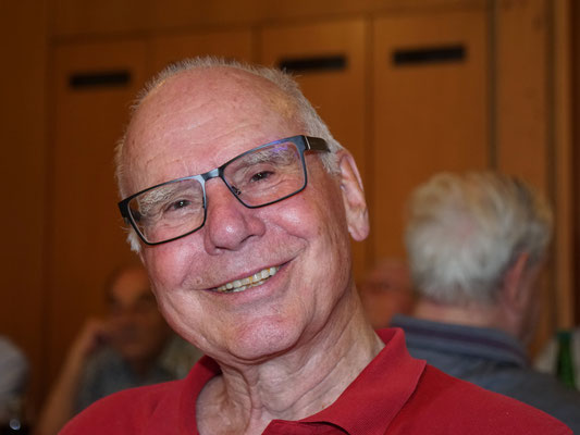 Jubilar Zech, 81 Jahre