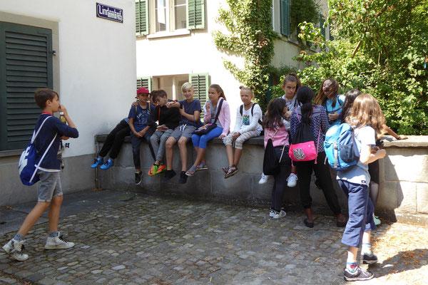 Lindenhof, Schulklasse