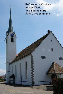 Ref. Kirche Hombrechtikon