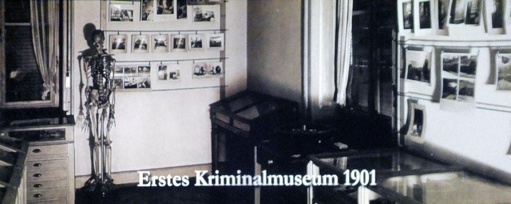 Film: Erstes Kriminalmuseum