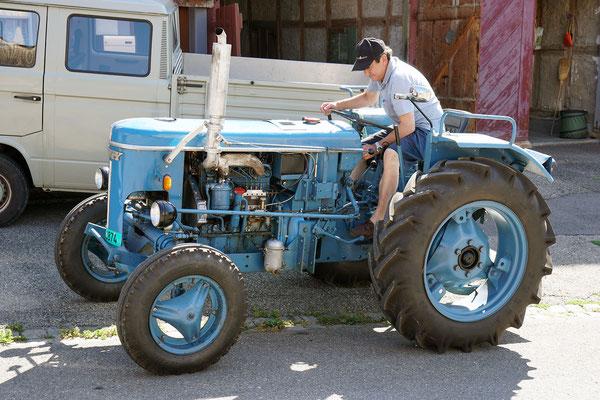Nimbus - Traktorpilot