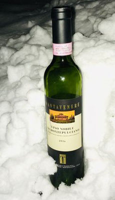 Rotwein Santavenere - Vino Nobile - Montepulciano 2016