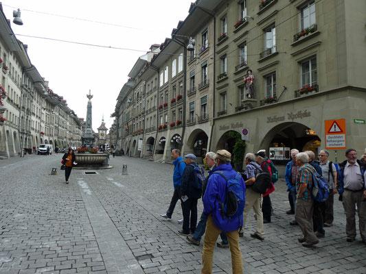Untere Berner Altstadt