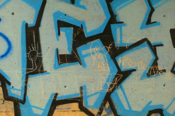 Gemäldegalerie Unterführung