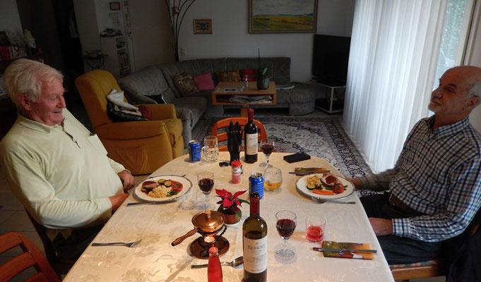 Mittagessen bei Zingg & Cécile_Tardo & Chlapf