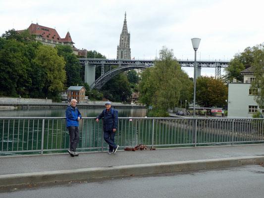Dalmati- od. Marzilibrücke: Goliath, Patsch
