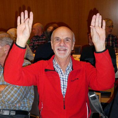 Jubilar Chlapf: 74 Jahre