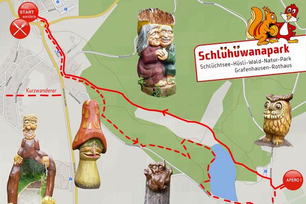 Schluhu-Wanapark