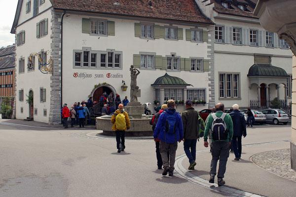 Weinfelden:  Gasthaus zum Trauben