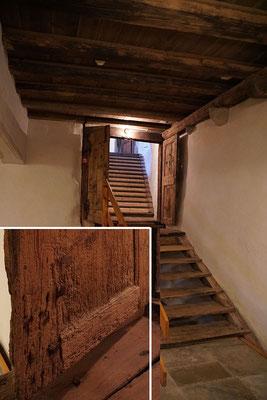 Schloss Freudenfels:  Hotel Holzwurm