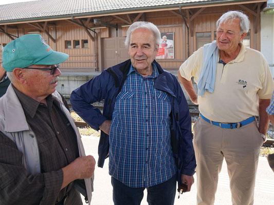 Rido, Chap und Skal
