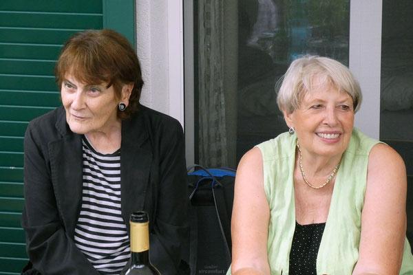 Susanne und Lilo