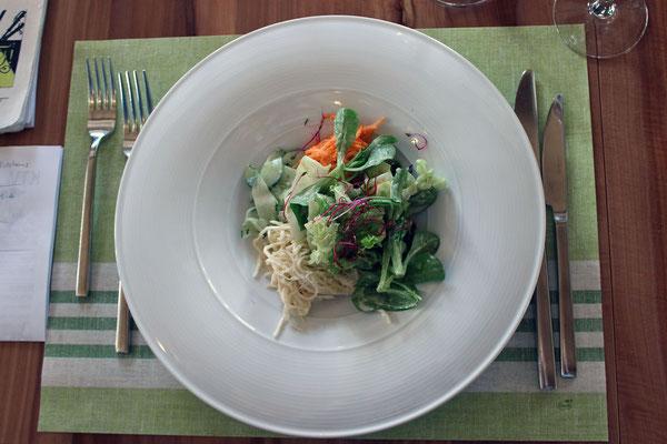 Salatsuppenteller